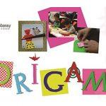 Eπίδειξη και εργαστήριο Οριγκάμι στην Ιαπωνική Πρεσβεία