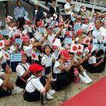 Ελλάδα-Ιαπωνία στη Φουκουγιάμα της Χιροσίμα – Τελετή καθέλκυσης ελληνικού πλοίου (φωτογραφίες)