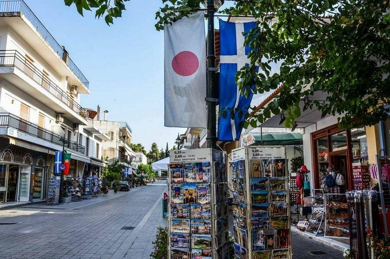 Ελλάδα-Ιαπωνία στην Αρχαία Ολυμπία