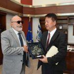 Ενίσχυση της ναυτιλιακής συνεργασίας Ελλάδας-Ιαπωνίας