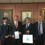 Ελληνική Ολυμπιακή Επιτροπή: Συνάντηση με την Οργανωτική Επιτροπή «Tokyo 2020»