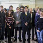 Επίσκεψη του Ιάπωνα Πρέσβη στη Λευκάδα για το Διήμερο Ιαπωνικού Πολιτισμού