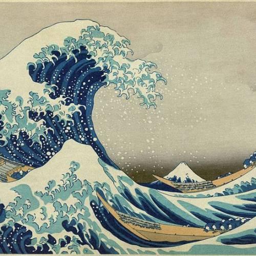 Ουκιγιόε: H παραδοσιακή ιαπωνική ξυλογραφία (4ο μέρος) – ΧΟΚΟΥΣΑΪ