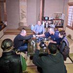 Ιαπωνία: Το Αυγοτάραχο Μεσολογγίου-Αιτωλικού συναντά το Ιαπωνικό «Καρασούμι»