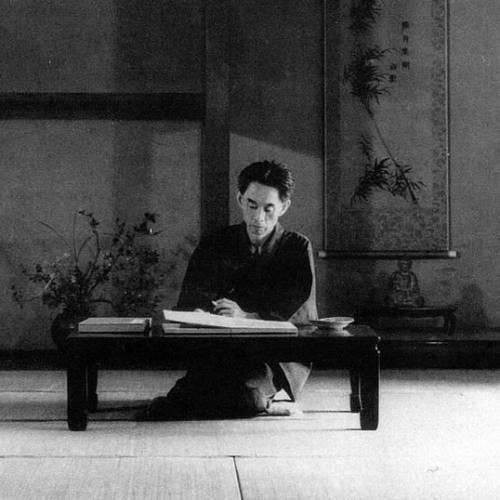 Γιασουνάρι Καουαμπάτα, ένας Ιάπωνας συγγραφέας