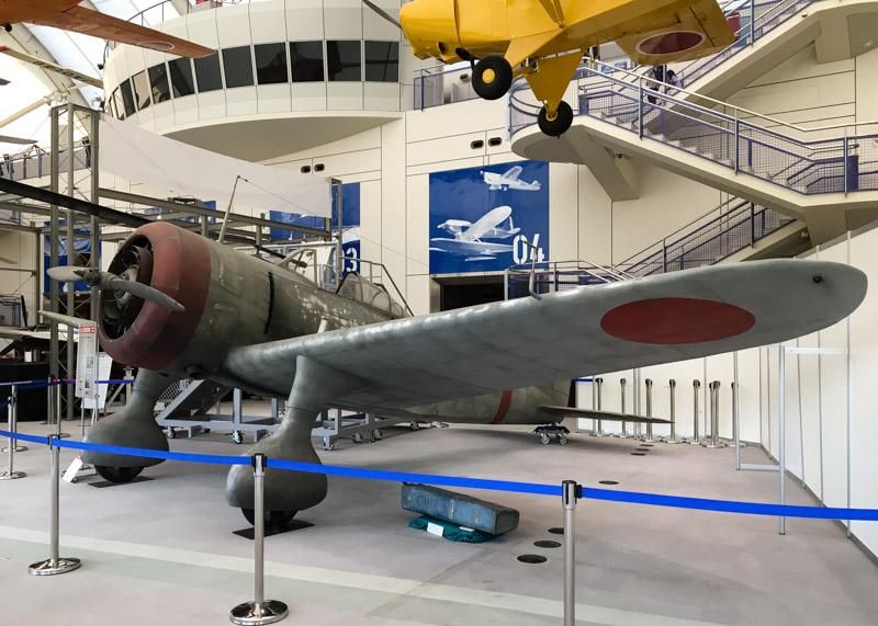 Αντίγραφο Nakajima Ki-27