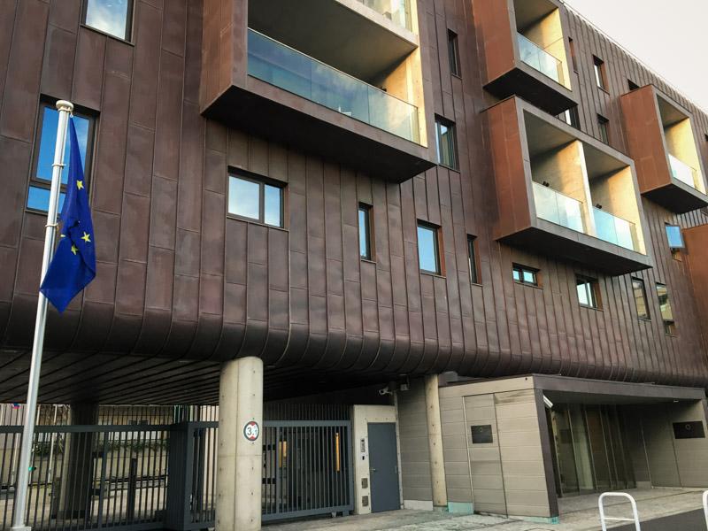 Το Europa House στο Τόκιο