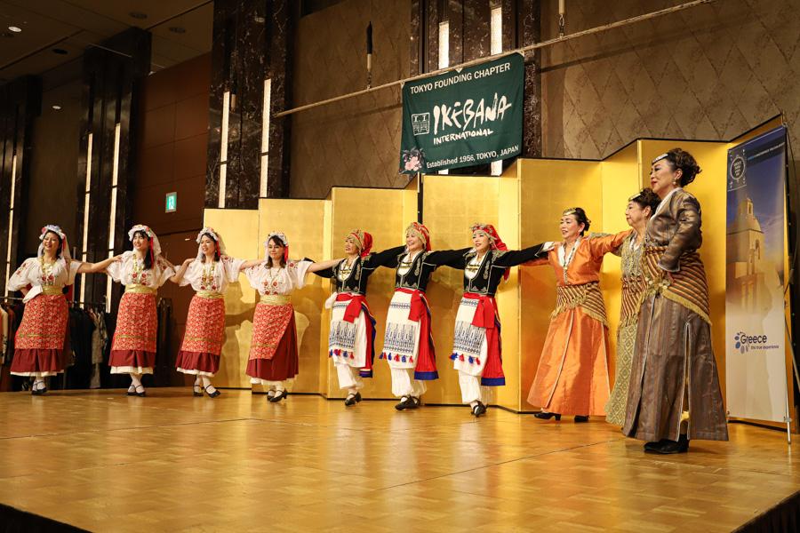 Η καταπληκτική ιαπωνική ομάδα ελληνικών παραδοσιακών χορών «ΚΕΦΙ»