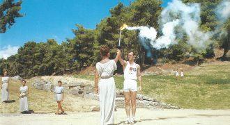 Γιώργος Μαρσέλλος – Ο πρώτος Λαμπαδηδρόμος του Τόκιο 1964, στο GreeceJapan.com