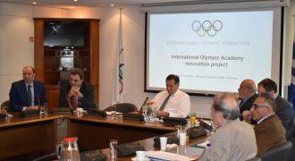 Η ΕΟΕ ενέκρινε την ανακαίνιση των εγκαταστάσεων στην Αρχαία Ολυμπία από τη ΔΟΕ