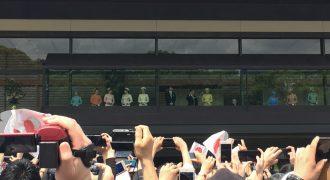 Χωρίς τον καθιερωμένο χαιρετισμό στο κοινό θα γιορτάσει o Ναρουχίτο τα πρώτα του γενέθλια ως Αυτοκράτορας