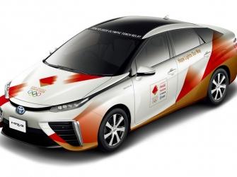 Το Tokyo 2020 παρουσίασε τα σχέδια στα οχήματα υποστήριξης της Λαμπαδηδρομίας στην Ιαπωνία