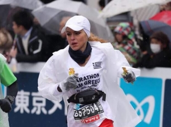 TOKYO MARATHON 2019: Μαρία Ελουίζα Σταβάρα
