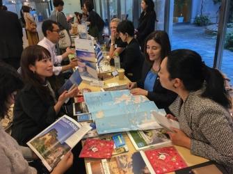 Τόκιο: Παρουσίαση της Ελλάδας στο Workshop Τουρισμού της Ευρωπαϊκής Ένωσης