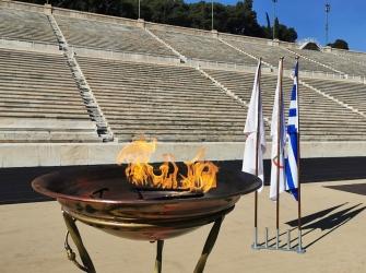Χωρίς την Ιαπωνική αντιπροσωπεία η Τελετή Παράδοσης της Ολυμπιακής Φλόγας