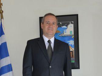 Συνέντευξη με τον Πρέσβη της Ελλάδας στην Ιαπωνία κ. Λουκά Καρατσώλη