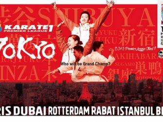 Στο Τόκιο κορυφαία ονόματα του ελληνικού καράτε για την πρόκριση στους Ολυμπιακούς Αγώνες του 2020