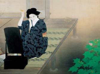 Πρόγραμμα μαθημάτων για την σύγχρονη παραδοσιακή ιαπωνική ζωγραφική