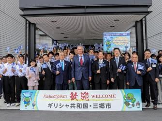 Στην Ιαπωνία ο Εθνικός Προπονητής Στίβου Γιάννης Κουτσιώρας