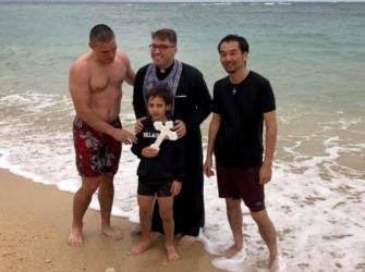 Ιαπωνία: Θεοφάνεια στην Οκινάουα!