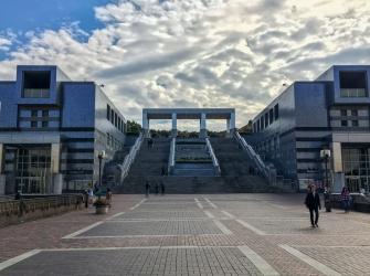 Ο Παρθενώνας στην Τάμα του Τόκιο