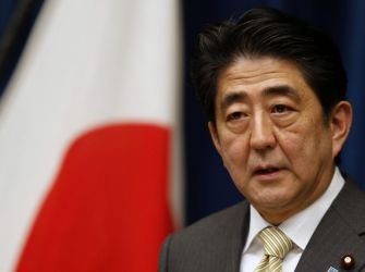 Συλλυπητήριο μήνυμα από τον Ιάπωνα Πρωθυπουργό Σίνζο Άμπε για την τραγωδία στην Αττική