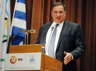 O Σπύρος Καπράλος προτείνεται για μέλος της Διεθνούς Ολυμπιακής Επιτροπής στην Ελλάδα