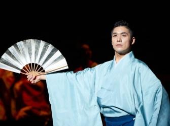 H Αρχαία Τραγωδία μέσα από τα μάτια της ιαπωνικής παραδοσιακής ορχηστρικής τέχνης στο Λύκειο Επιδαύρου