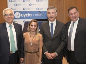 Όμιλος ΥΓΕΙΑ: Επίσημος Υποστηρικτής της Ελληνικής Ολυμπιακής Ομάδας για τους Ολυμπιακούς Αγώνες στο Τόκιο το 2020